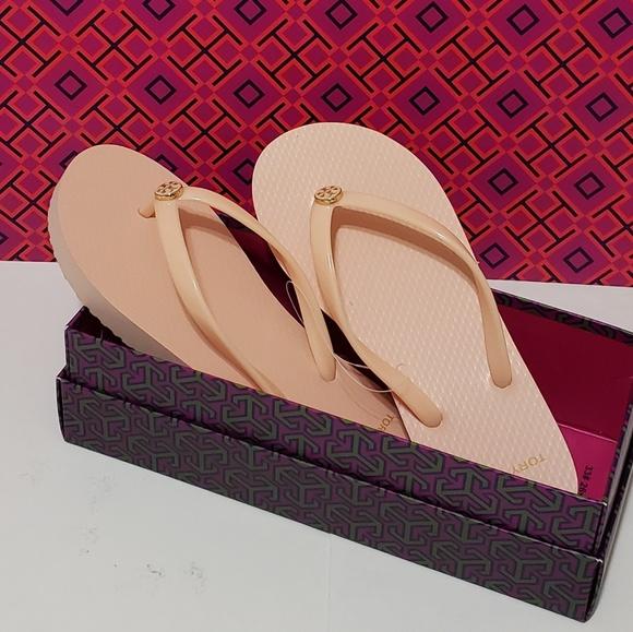 1ecf93bc06 Tory Burch Shoes | Flat Flop 7 | Poshmark